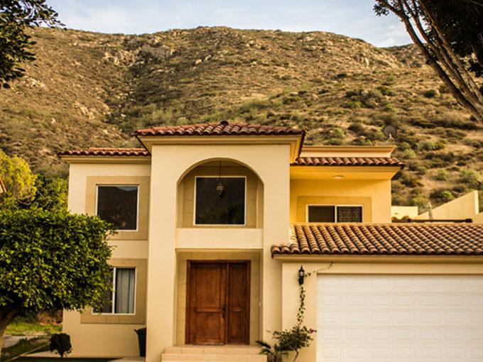 Baja Country Club Loreto House Model